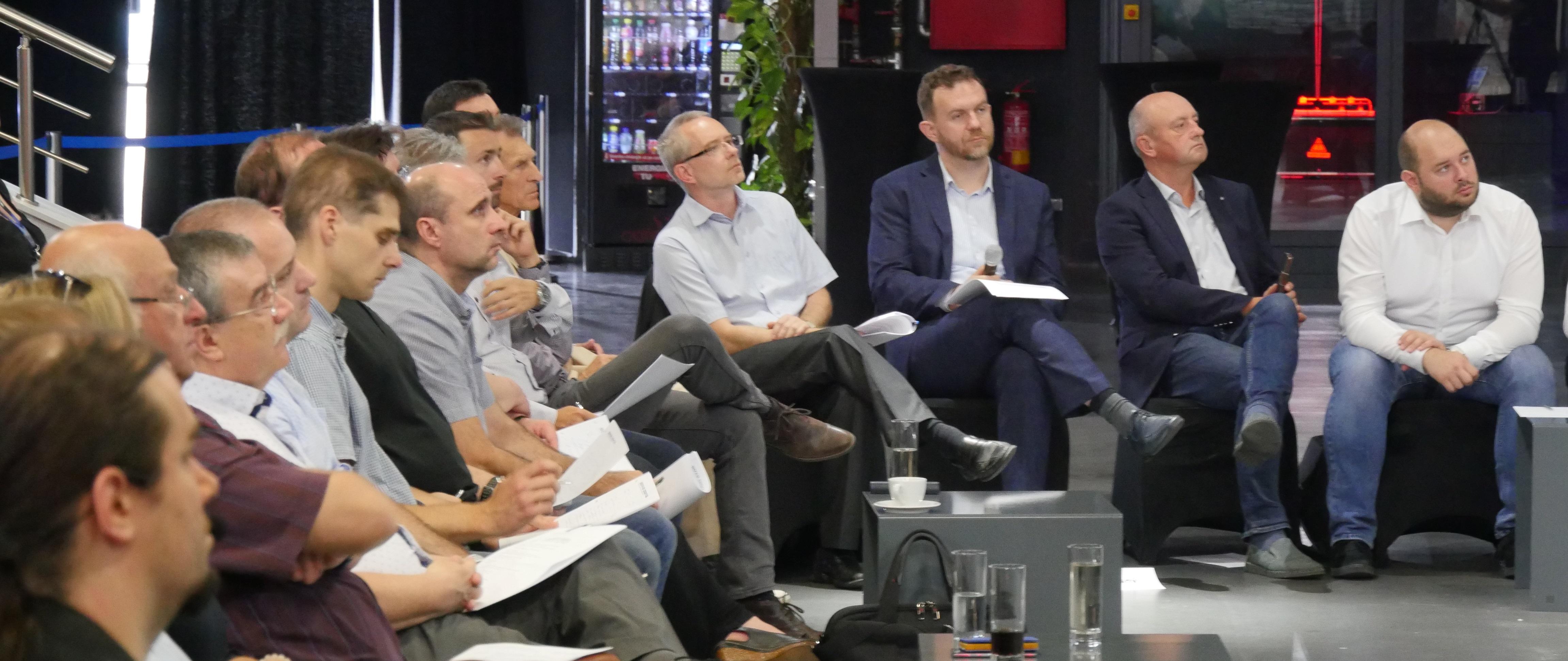Industry4UM: Rozhodujúcim faktorom priemyselnej transformácie je človek, nie technológie