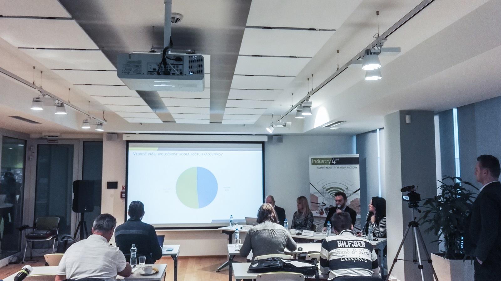 Prieskum Industry4UM: Pozitívne trendy v transformácii priemyslu je potrebné zakcelerovať. Podporia ich aj opatrenia akčného plánu