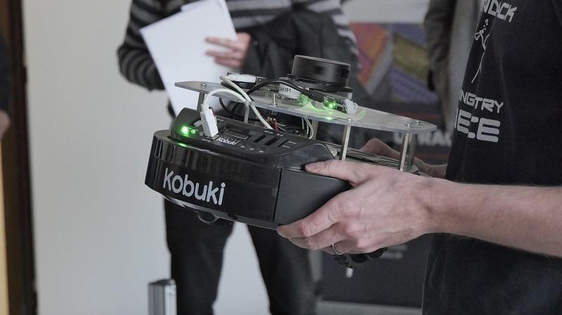 František Duchoň: O budúcnosť robotiky na Slovensku nemám strach